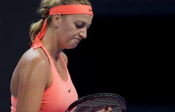 Petra Kvitova; Getty Images