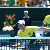 Groth and Peers were on top from the start. Photo: Getty Images