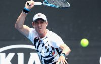 Matthew Ebden of Australia needed just 44 minutes for victory.