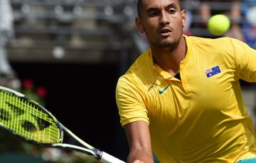 Nick Kyrgios says playing Davis Cup is