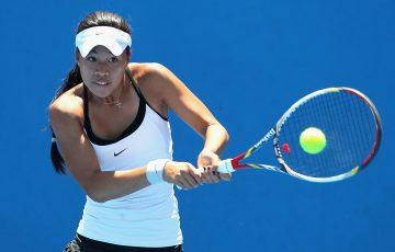 Wildcard Lizette Cabrera dismissed fifth seed Misaki Doi in Hobart