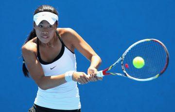 Wildcard Lizette Cabrera dismissed fifth seed Misaki Doi in Hobart