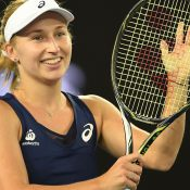 Daria Gavrilova got off to a winning start at Australian Open 2017. Photo: Getty Images