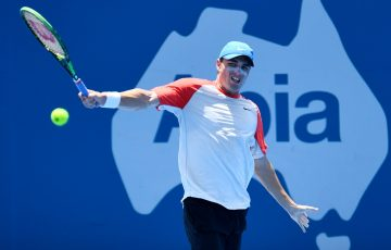 Christopher O'Connell will play at the Australian Open as a wildcard