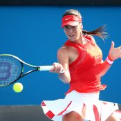 Ajla Tomljanovic last appeared on court at Australian Open 2016; Getty Images