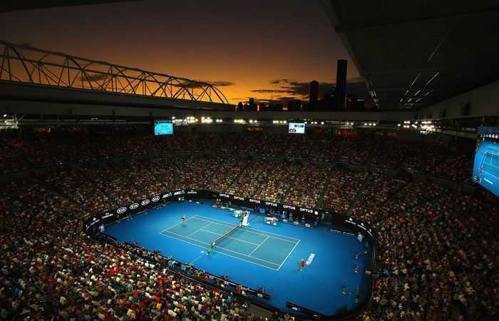 Australian Open. Photo: Getty Images