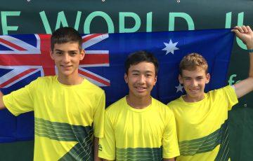 Casey Hoole, Edward Vo and Philip Sekulic