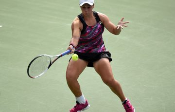 Ashleigh Barty stormed into the Kuala Lumpur final. Photo: Getty Images