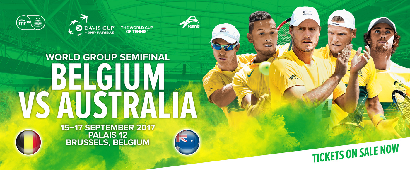 Australia v Belgium tickets on sale