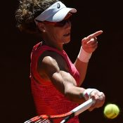 Samantha Stosur will play Kristina Kukova in the first round of the French Open. Photo: Getty Images