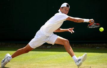 Alex De Minaur; Getty Images