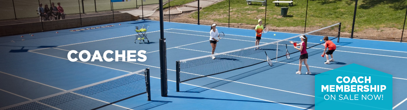 Coaches Tennis Australia