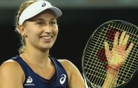 Daria Gavrilova has already celebrated many career milestones; Getty Images
