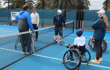 Wheelchair Development Coach Program