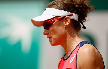 Sam Stosur has been forced to withdraw from the US Open because of injury. Photo: Getty Images