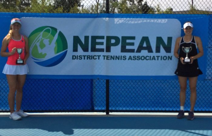 Penrith Tennis International 2