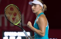 Gavrilova survives Moscow opener