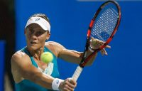 WINNING AGAIN: Sam Stosur is into the China Open second round; Getty Images