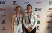 Aussie juniors Maggie Pearce and Megan Smith set for WTA Future Stars in Singapore