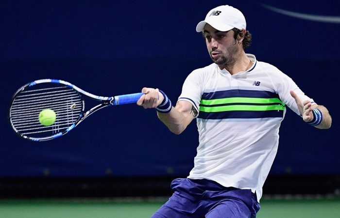 Jordan Thompson has qualified for the ATP Shanghai Rolex Masters; Getty Images