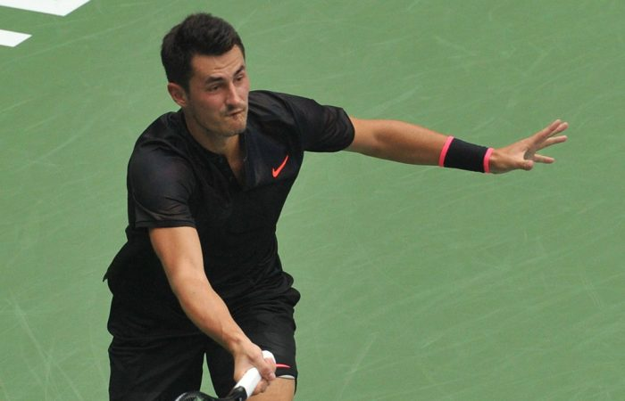 Bernard Tomic; Getty Images