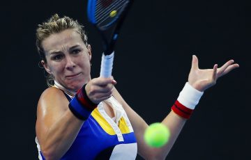 Anastasia Pavlyuchenkova; Getty Images