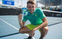 De Minaur caps stellar week with Australian Open wildcard