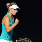 Daria Gavrilova is one of four Australians set to star at the Sydney International in 2018; Getty Images