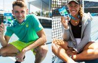 Destanee Aiava and Alex De Minaur win Australian Open wildcards