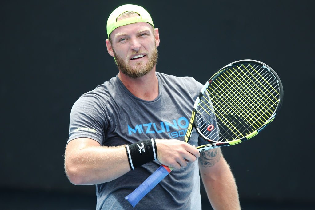 Groth draws top seed in Australian Open qualifying | 9 January ...