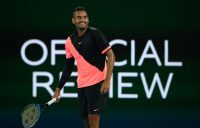 Kyrgios modest on big-time Open moments