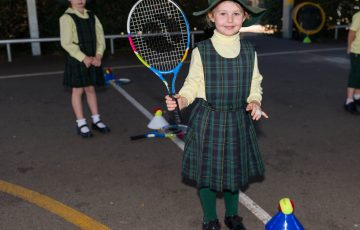 Hot Shots students at Kings Langley Public School