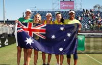 Wollongong to host Fed Cup Play-off