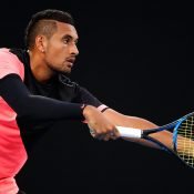 Nick Kyrgios; Getty Images