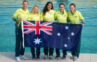 Fed Cup: Molik backs Barty and Stosur