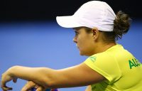 Barty finds her niche