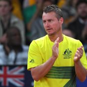 Lleyton Hewitt is excited for Australia's next Davis Cup challenge; Getty Images