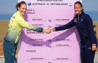 Stosur hoping to get Aussies off to a flyer
