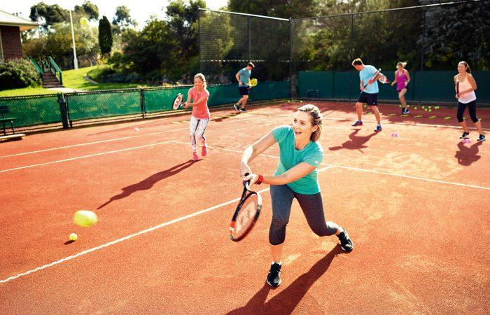 Fitbit Cardio Tennis Image2