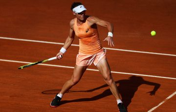 READY: Sam Stosur is looking forward to her 15th French Open appearance; Getty Images