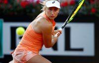 Sharapova too strong for Gavrilova in Rome