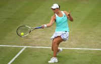 IN FORM: Ash Barty swept past Naomi Osaka in the Nottingham semifinals; Getty Images