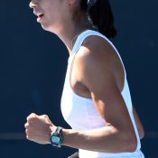 Astra Sharma at Australian Open 2018; Getty Images