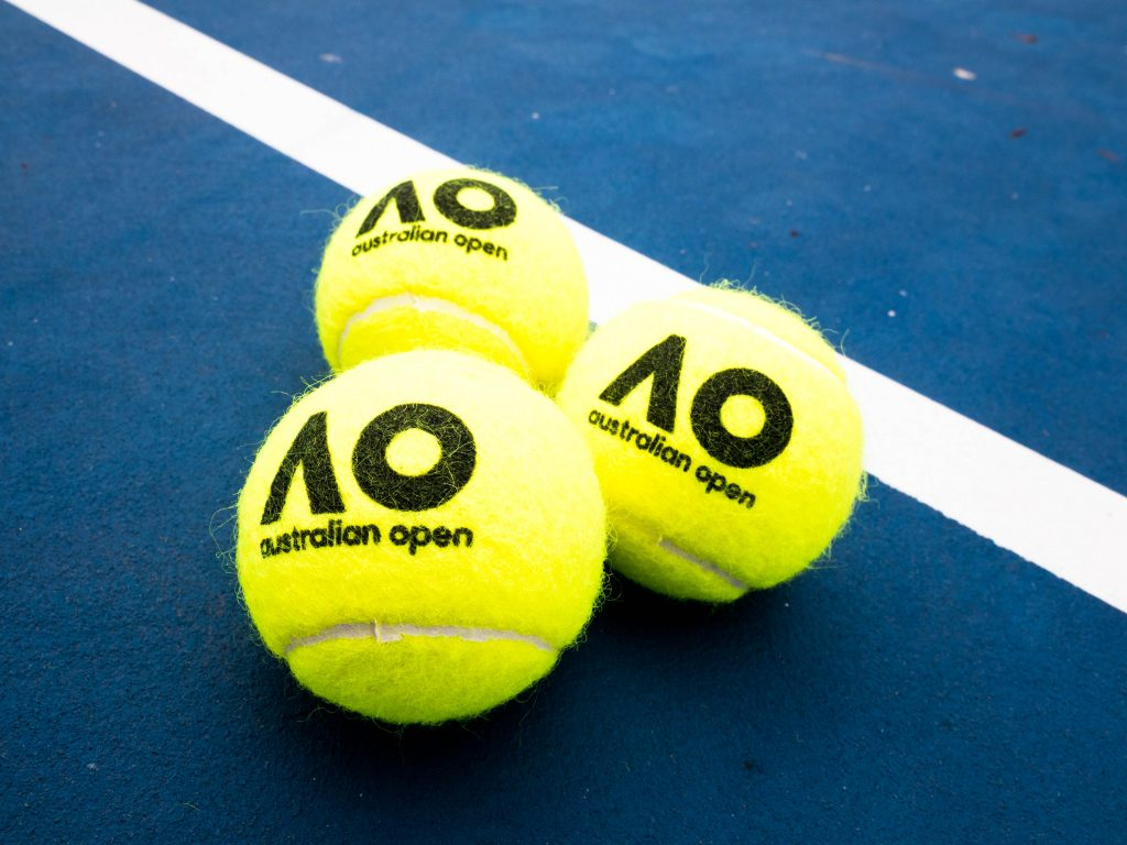 Dunlop To Become Official Ball Partner Of Australian Tennis 26