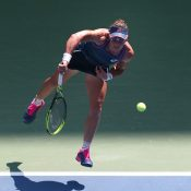 Sam Stosur at the US Open; Getty Images