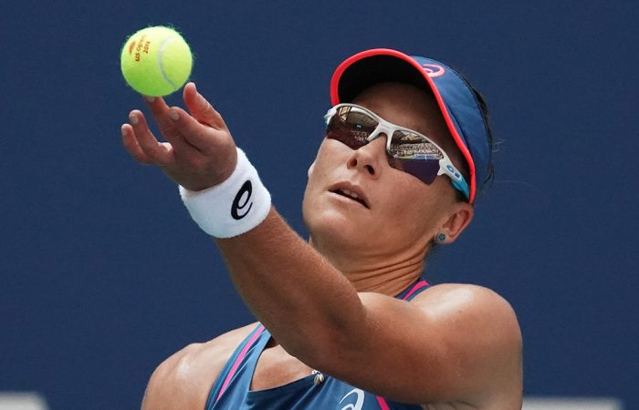 Samantha Stosur; Getty Images