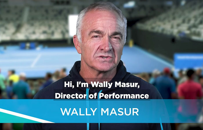 Wally Masur - Coaches Conference 2018 Promotional Video