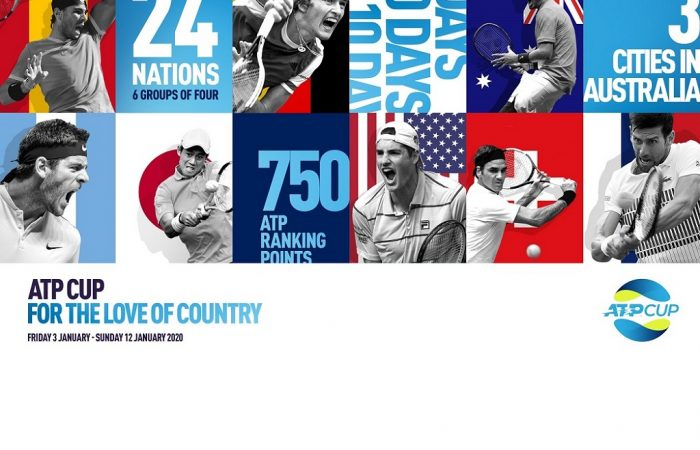 ATP CUP For the love of country