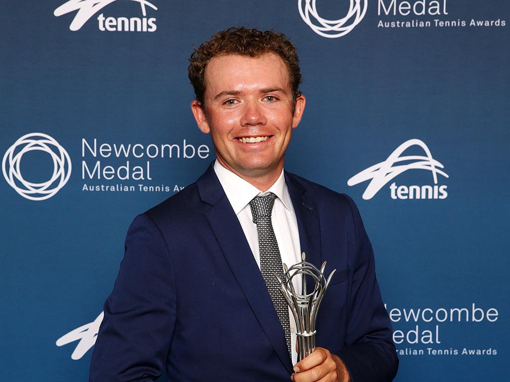 Archie Graham (Andrew Tauber/Tennis Australia)