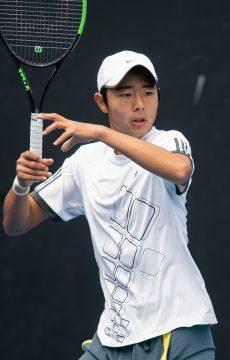 Chen Dong (photo: Elizabeth Xue Bai/Tennis Australia)